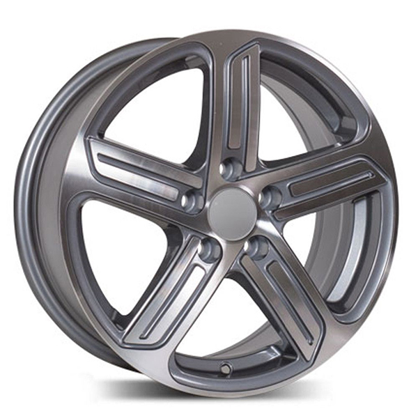 Replica FR  Volkswagen  VV177  6,5\\R15 5*100 ET40  d57,1  BMF  20/63/26/514  Polo