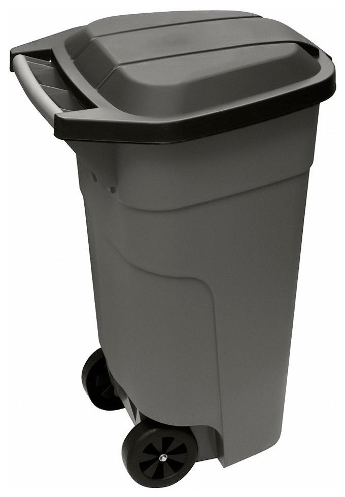 Бак для мусора с крышкой Hoff