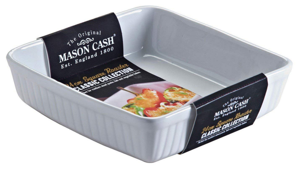 Блюдо для запекания Classic квадратное 24 см фото