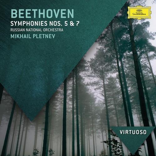 Аудио диск Pletnev, Mikhail Beethoven: Symphonies Nos.5 #and# 7