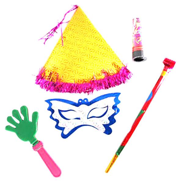 Купить Карнавальный набор с Трещоткой и Дудкой Snowmen Е91421-1, Детские костюмы по профессиям