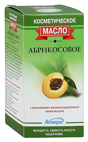 Масло косметическое абрикосовое витаминно антиоксидант комплекс