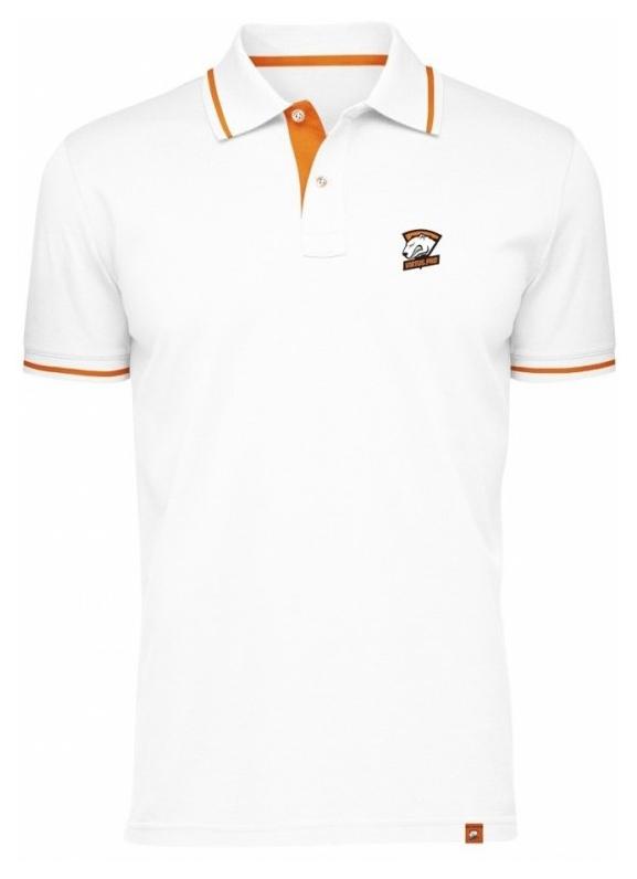Поло Virtus Pro  Polo Shirt White