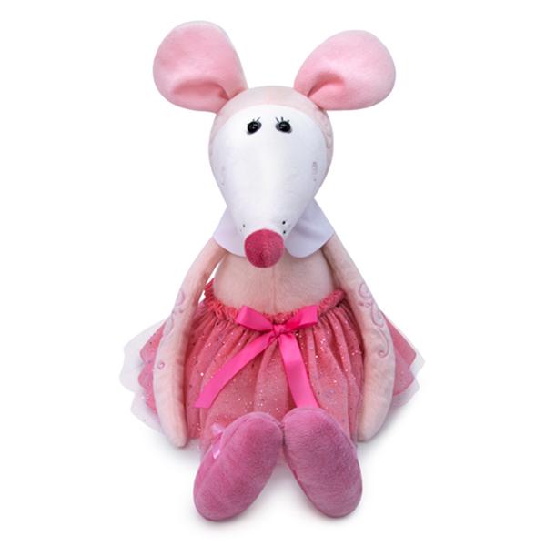 Мягкая игрушка BUDI BASA Ms31-021 Балерина в розовом Лола