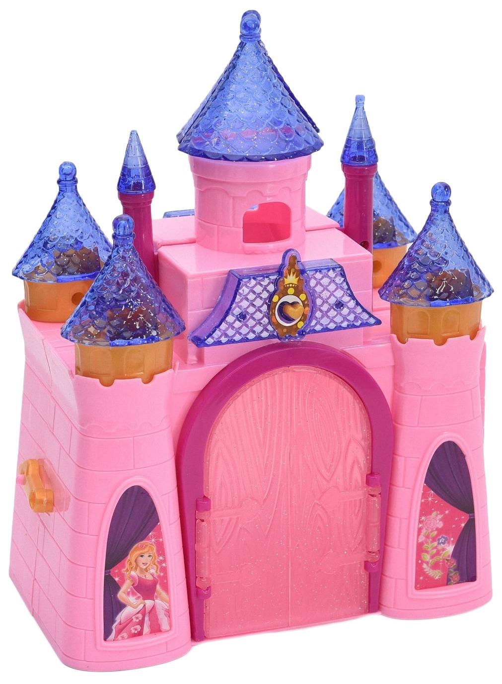 Купить Замок для куклы Dolly Toy королевский дворец, со световыми и звуковыми эффектами, Кукольные домики