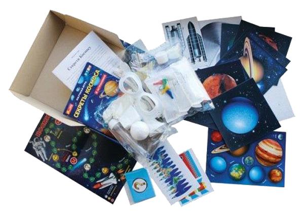 Купить Набор для экспериментов Ranok Creative Секреты космоса, Наборы для опытов