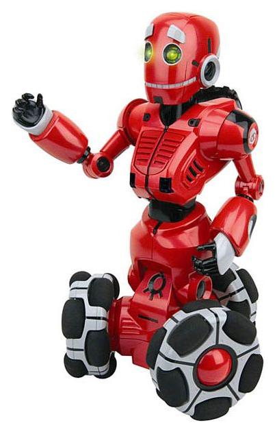 Мини робот WowWee Tri-bot 8152