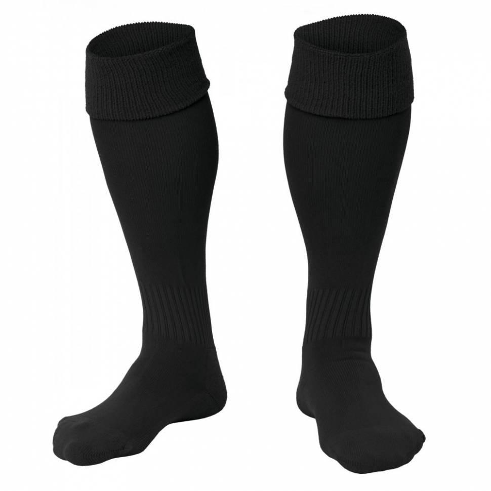 Гольфы футбольные С003 черные 43 45 RU