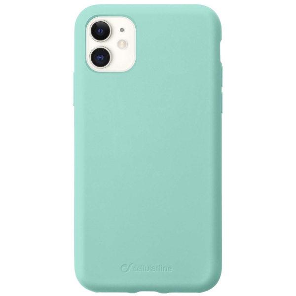 Чехол Cellular Line Sensation для Apple iPhone 11 Green