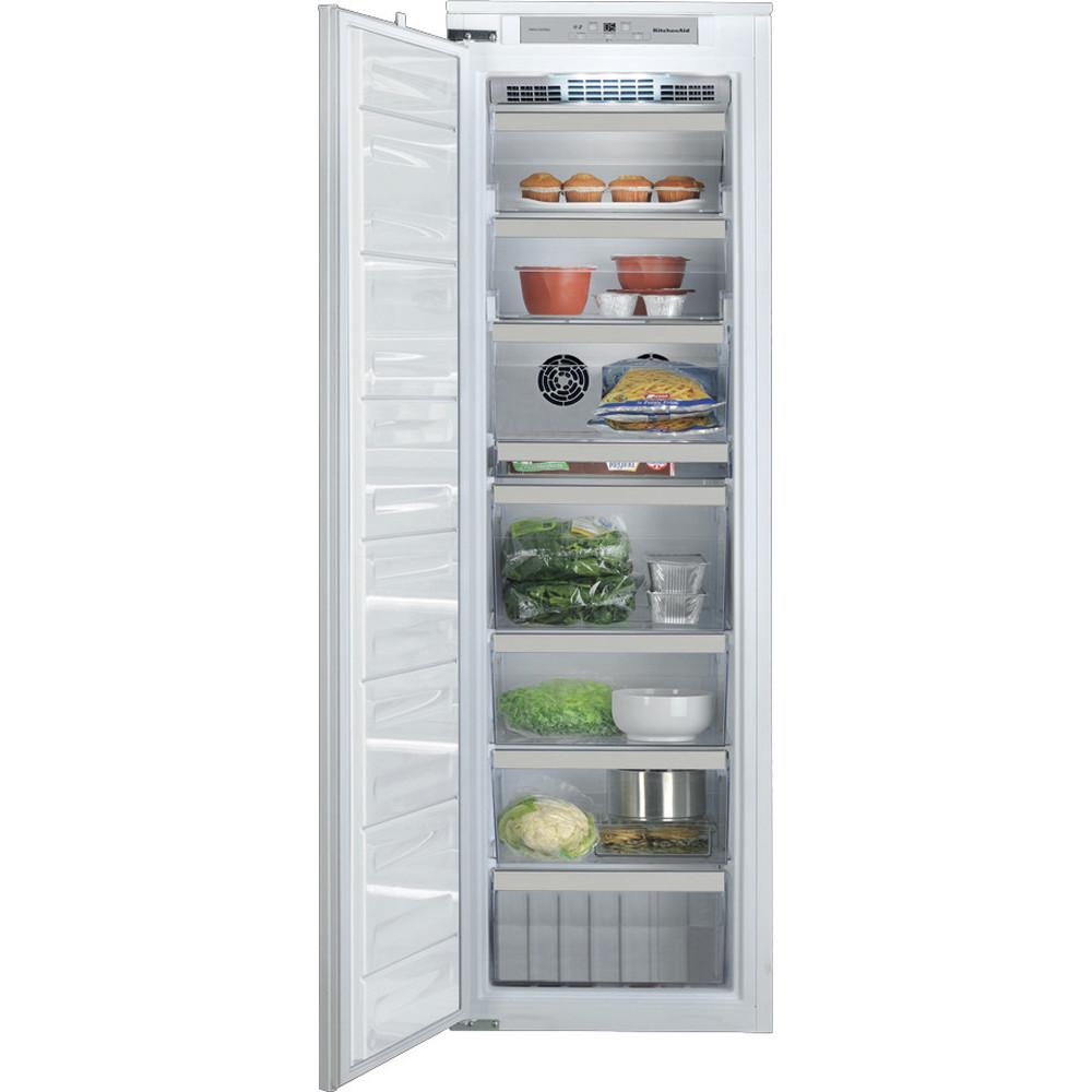 Встраиваемый холодильник KitchenAid KCBFS 18602