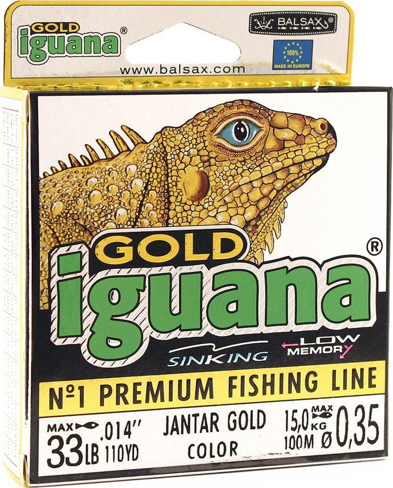 BALSAX IGUANA GOLD