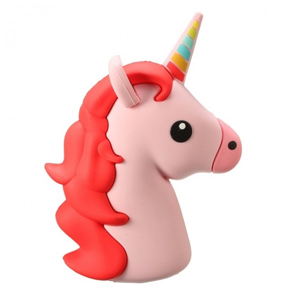Внешний аккумулятор Power Bank Cartoon Mobile Unicorn 4000mAh Pinkie Pie