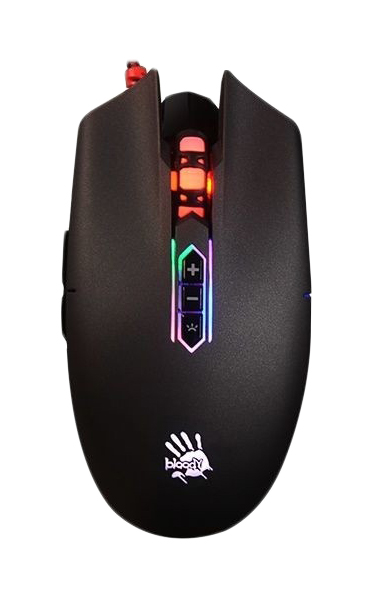 Игровая мышь A4Tech Bloody Q80 Black