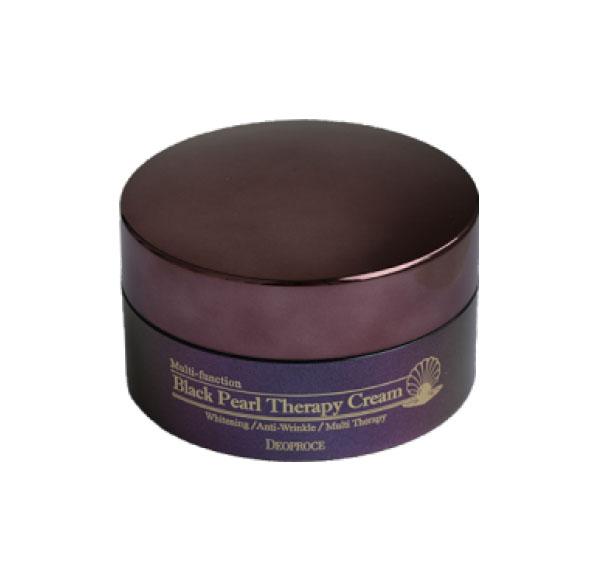 Крем для лица Deoproce Black Pearl Therapy Cream 100 г