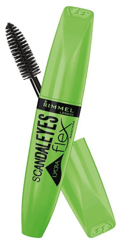 Купить Тушь для ресниц Rimmel Scandaleyes Lycra Flex Mascara 001 Black 12 мл