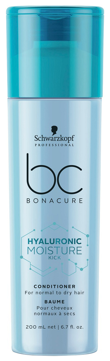 Кондиционер Schwarzkopf BC Bonacure Hyaluronic Moisture Kick 200 мл