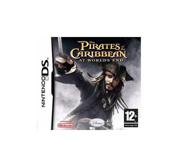 Игра Пираты Карибского моря: На краю света