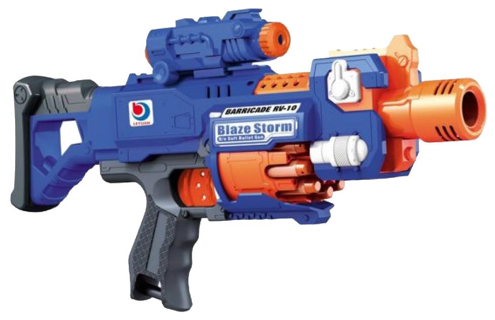 Купить Бластер Наша игрушка с мягкими пулями, Бластеры