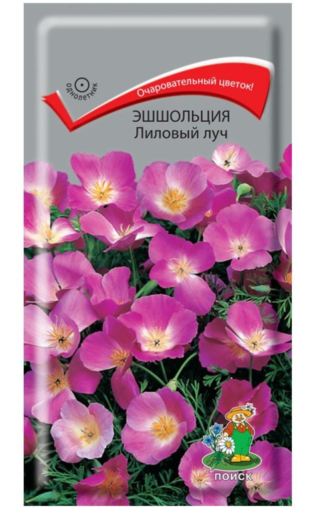 Семена Эшшольция Лиловый луч, 0,2 г Поиск
