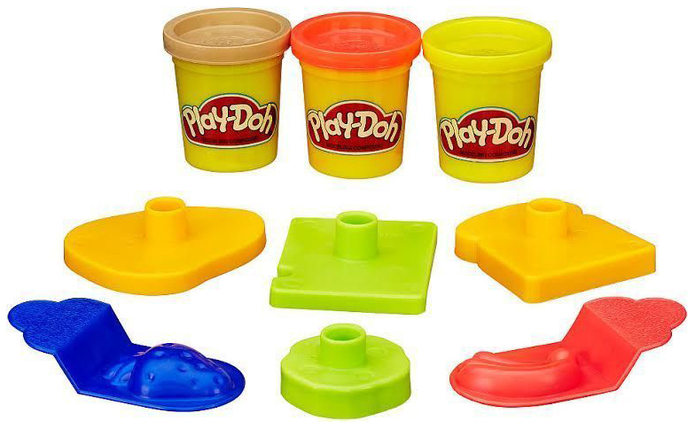Набор для лепки из пластилина Hasbro Play-Doh Пикник 23412
