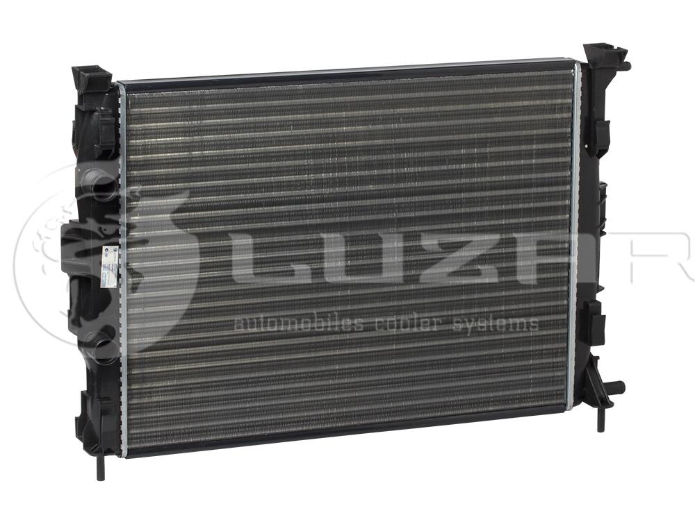 Радиатор охлаждения для а/м renault megane/scenic ii (02-) m/a (lrc 0909) Luzar LRc 0909 фото