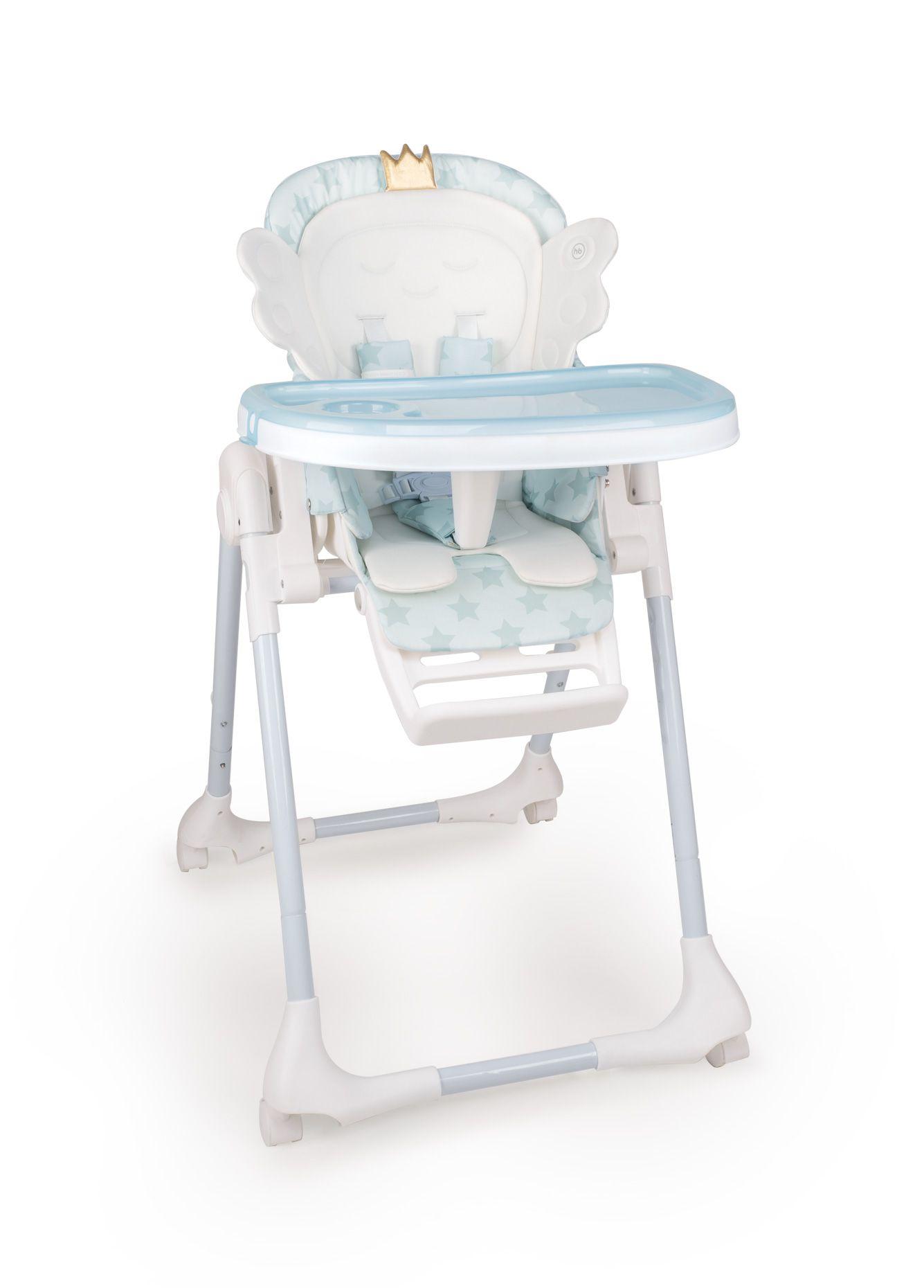 Купить Стульчик для кормления Happy Baby Wingy Sky, Стульчики для кормления
