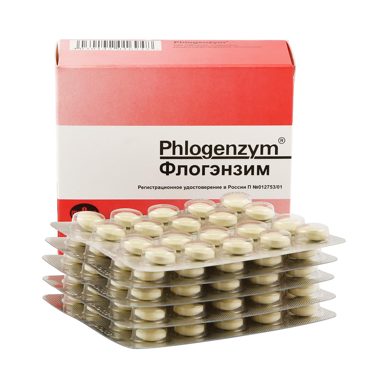 Флогэнзим таблетки 100 шт.