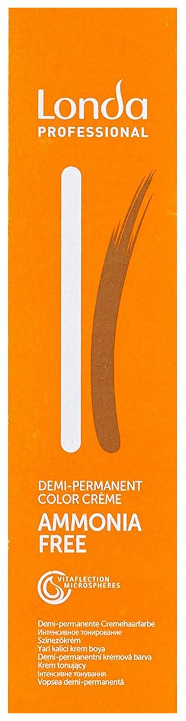 Тонирующая краска Londa professional Ammonia free 4/71 Шатен
