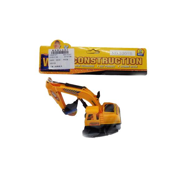Купить Машинка Junfa Экскаватор WC-A9683, Junfa toys, Строительная техника