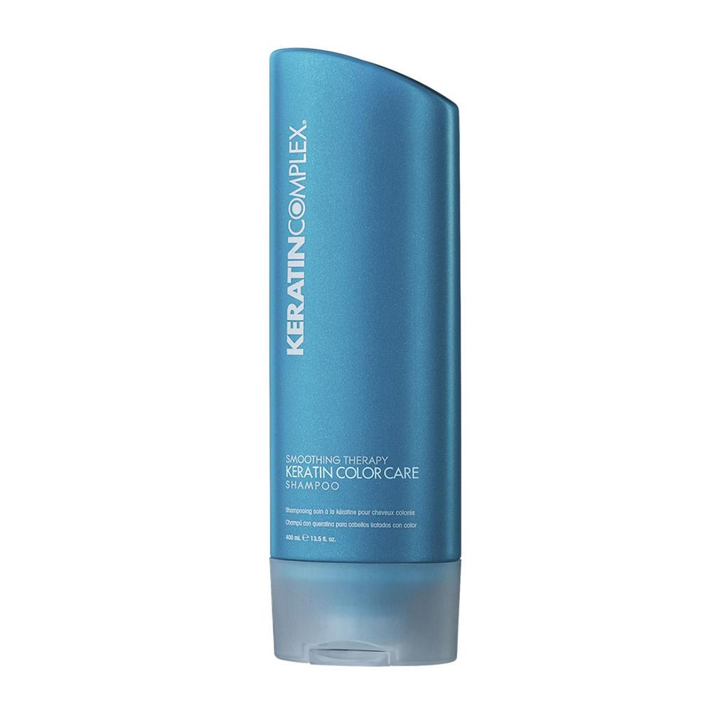 Шампунь для волос Keratin Complex Keratin Color Care Schampoo 400 мл фото