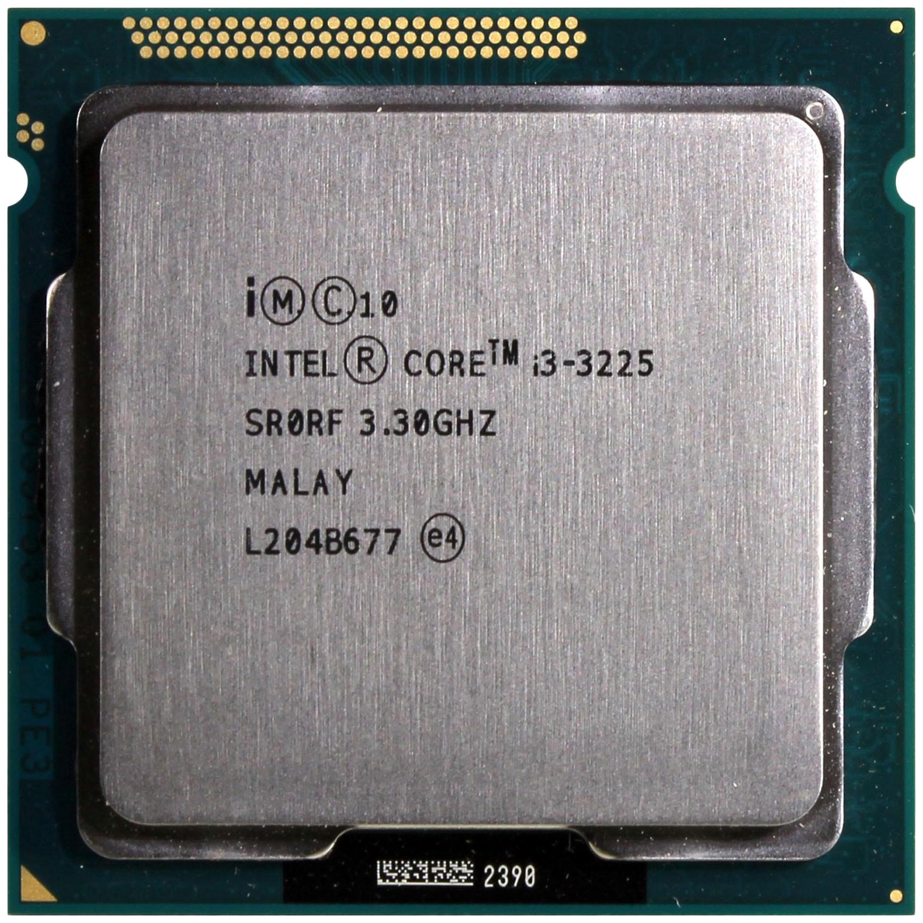 Процессор Intel Core i3 3225 OEM