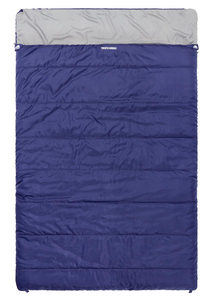 Спальный мешок Trek Planet Trento Double 70306 синий