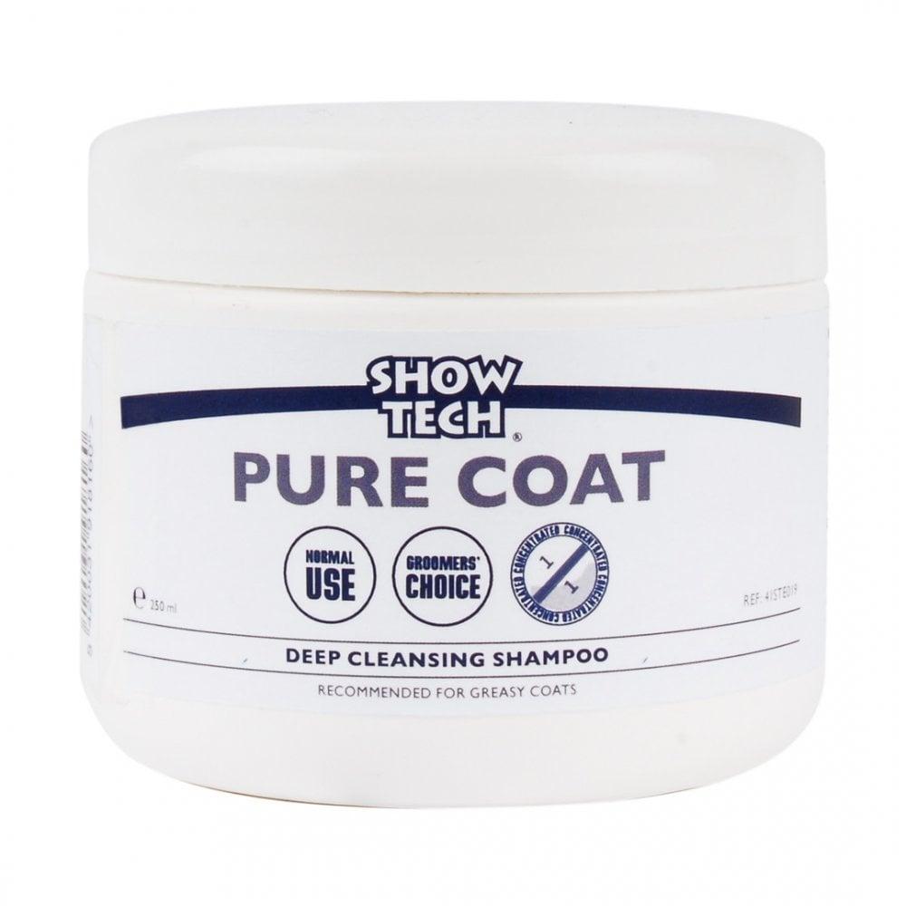 Паста очищающая Show tech Pure Coat для сильнопачкающихся