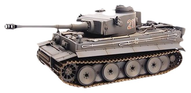 Радиоуправляемый танк VSTank Tiger I Airsoft Grey
