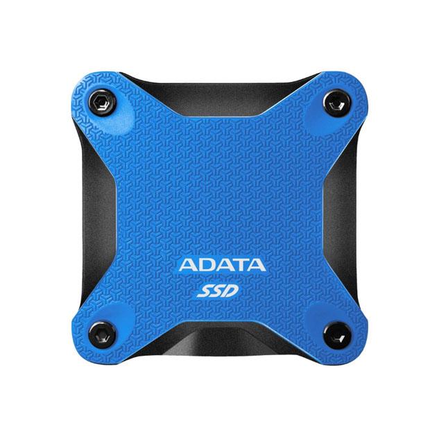 Внешний SSD накопитель ADATA SD600Q 480GB Blue
