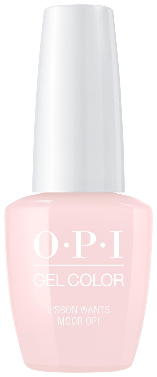 Лак для ногтей OPI Lisbon Wants Moor OPI 15 мл фото