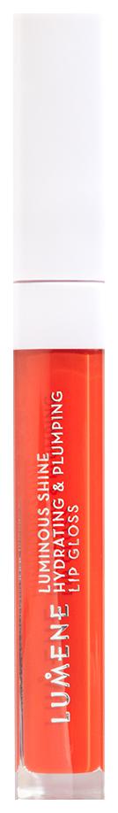 Блеск для губ Lumene Luminous Shine Hydrating#and#Plumping Lip Gloss 4 Bright Coral 5 мл