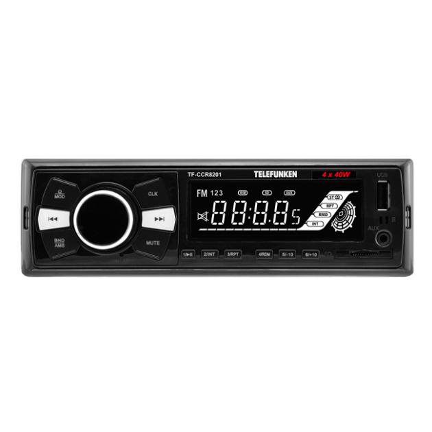 Автомобильная магнитола Telefunken TF-CCR8201