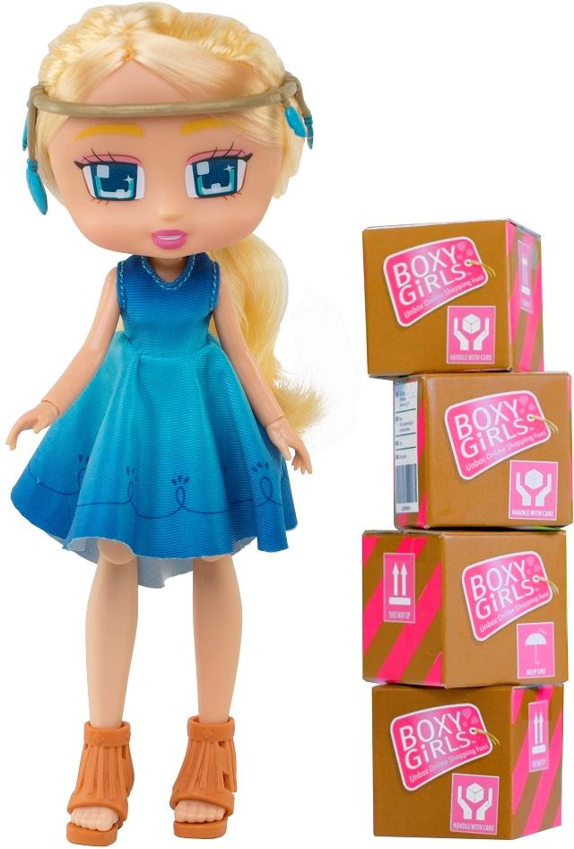 Купить 1 TOY Кукла Boxy Girls Willa 20 см. с аксессуарами,