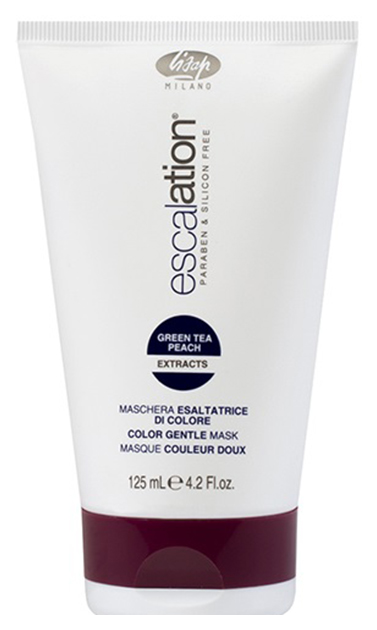 Маска для волос Lisap Milano Escalation Color Gentle Mask 125 мл
