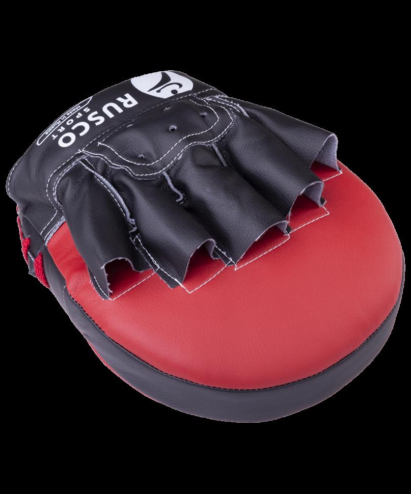 Лапы Rusco Sport изогнутые, пара, красный