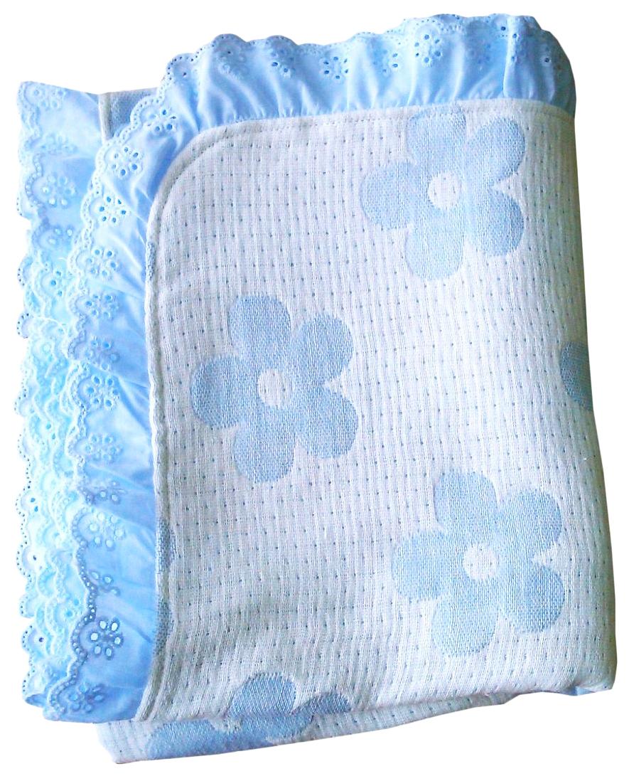 Одеяло детское Baby Nice голубой