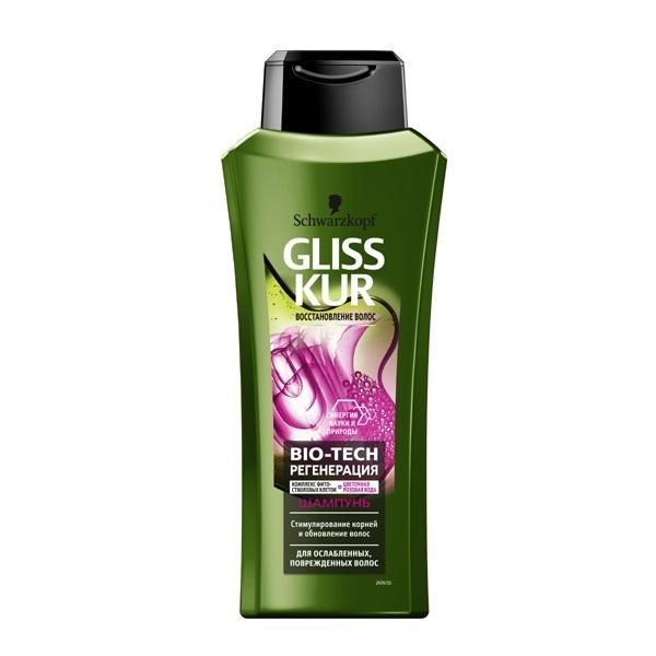 Шампунь для волос Gliss Kur \