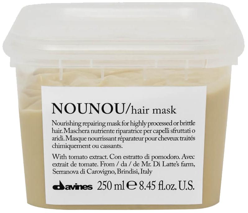 Маска для волос Davines Essential Haircar Nounou 250 мл