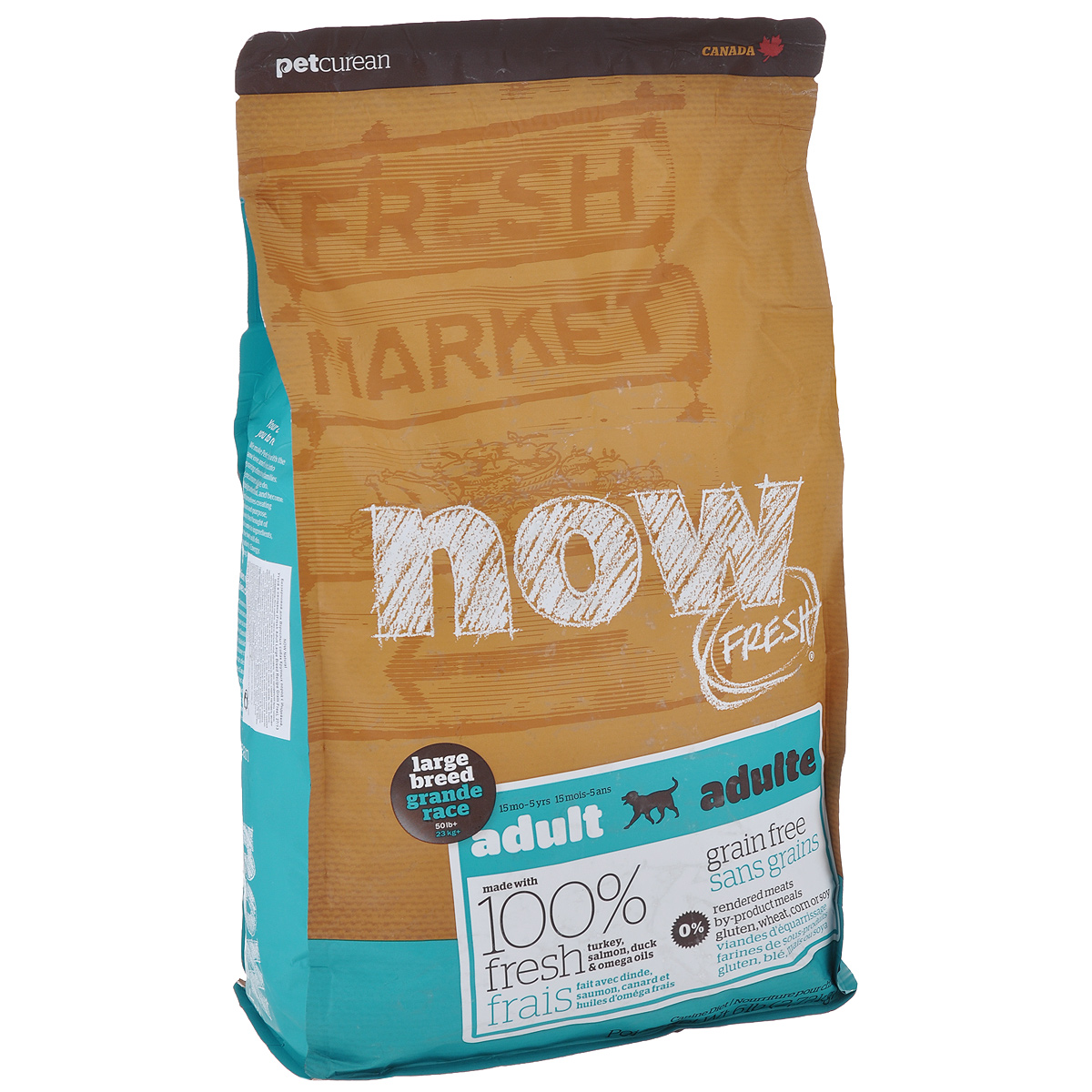 NOW FRESH ADULT LARGE