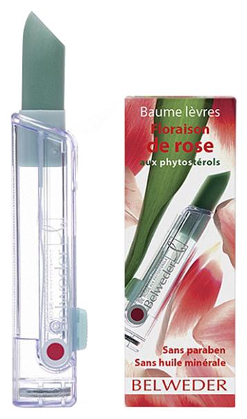Бальзам для губ Belweder с фитостеролом расцветающий