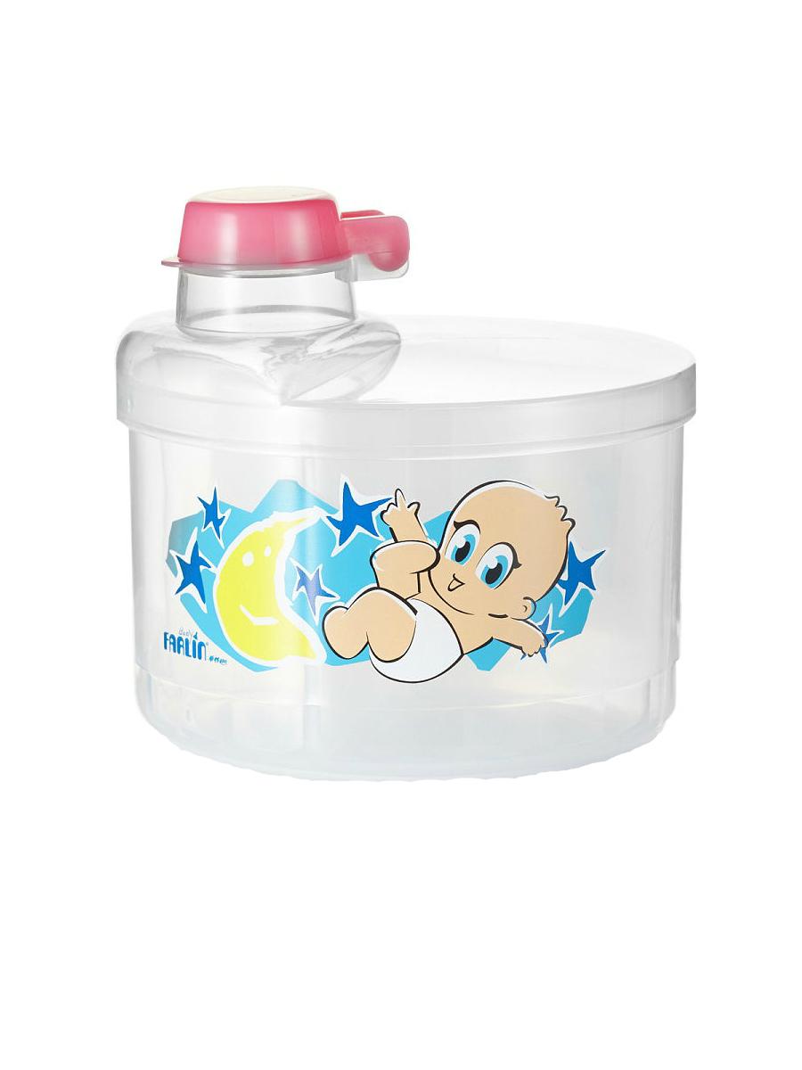 Контейнер FARLIN для молока и питания с поворотным горлышком