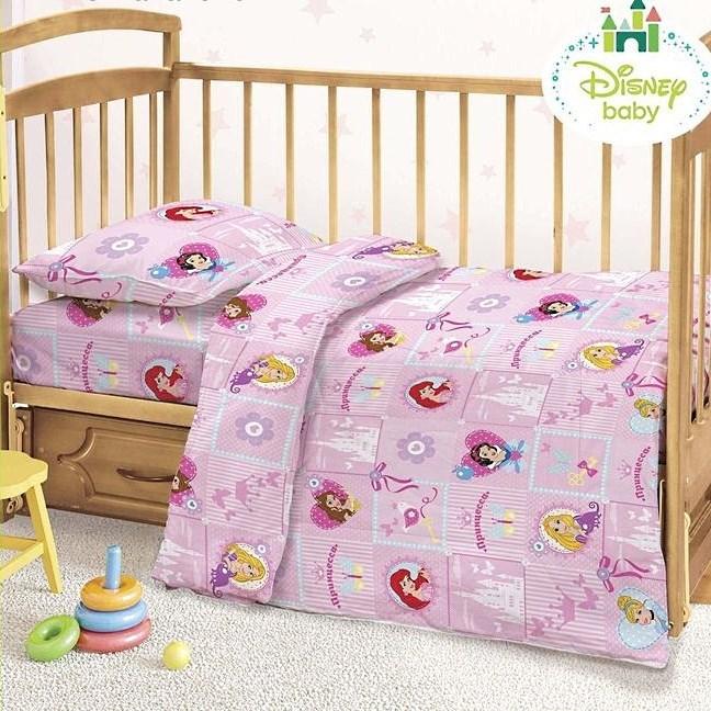 Детское постельное белье ЭТЕЛЬ D'Artagnan Цвет: Розовый (112х147 см)