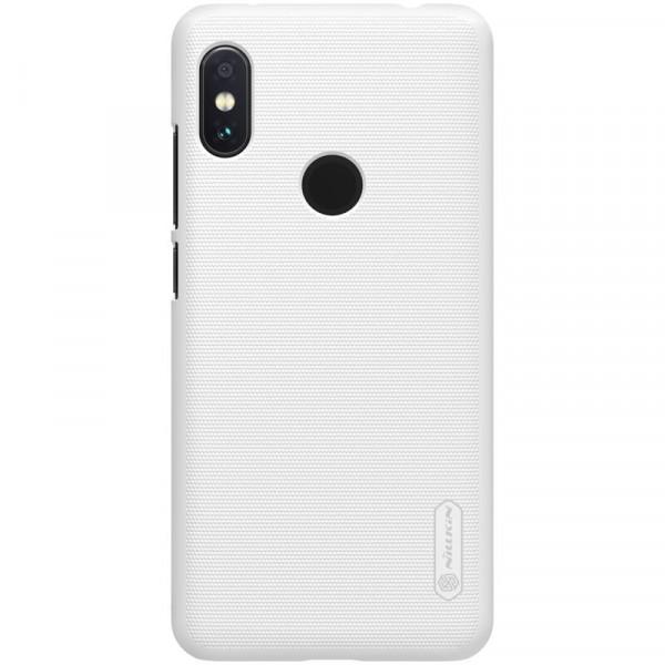 Чехол Nillkin Matte для Xiaomi Redmi Note 6 Pro White