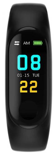 Смарт браслет Carcam Smart Band M3 - Black фото